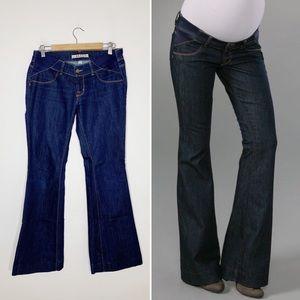 J BRAND Mama J Lovestory flare maternity jeans